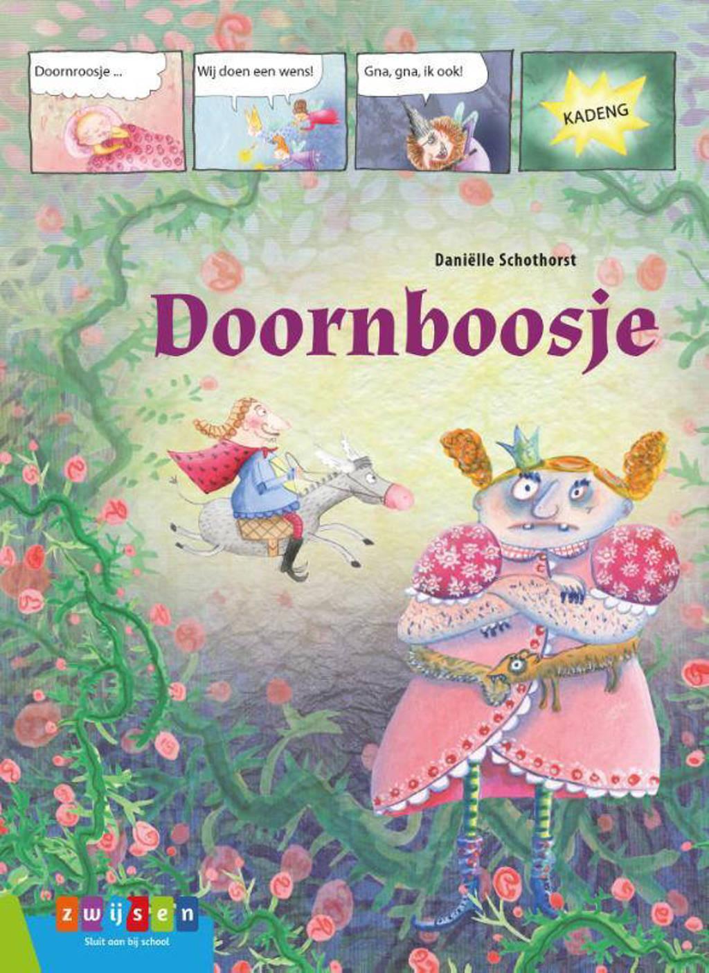 Leesserie Estafette: Doornboosje - Danielle Schothorst