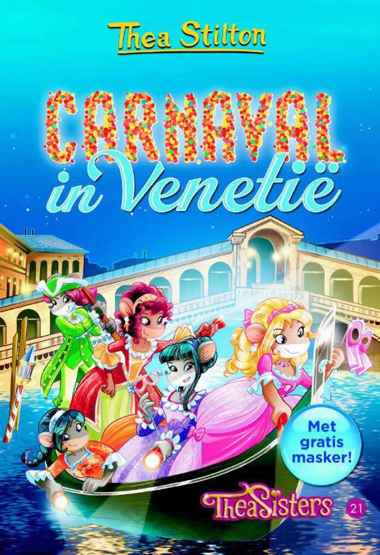 Carnaval in Venetië - Thea Stilton