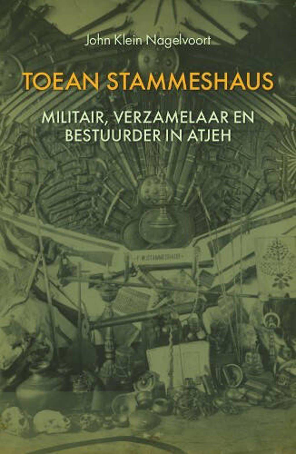 Toean Stammeshaus - John Klein Nagelvoort
