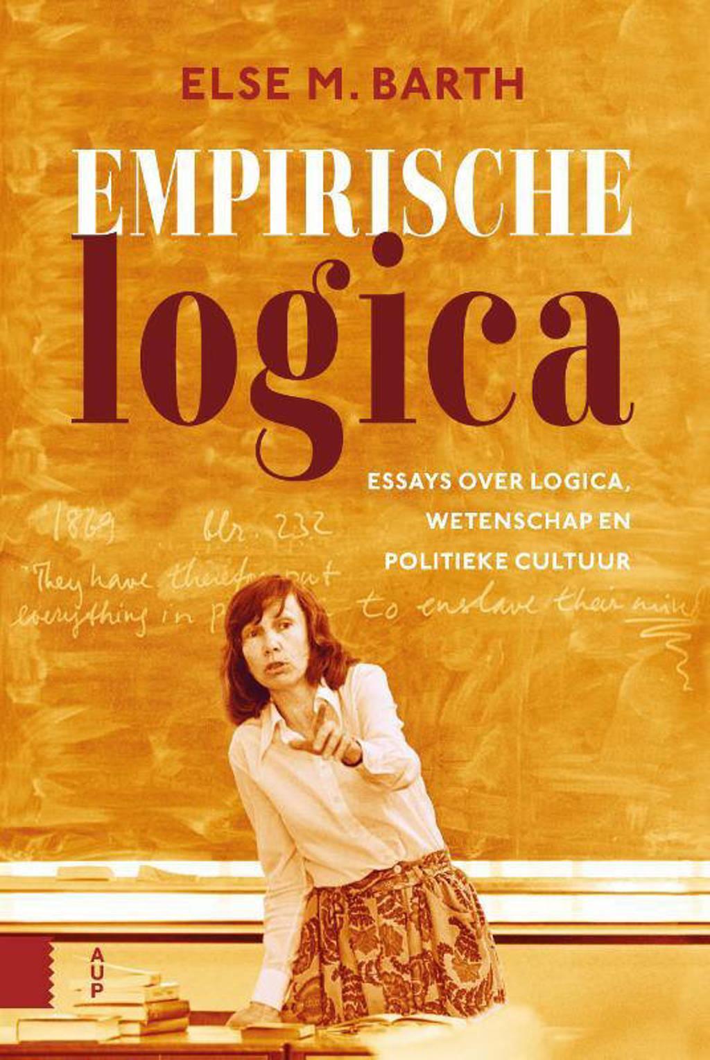 Empirische logica - Else M. Barth