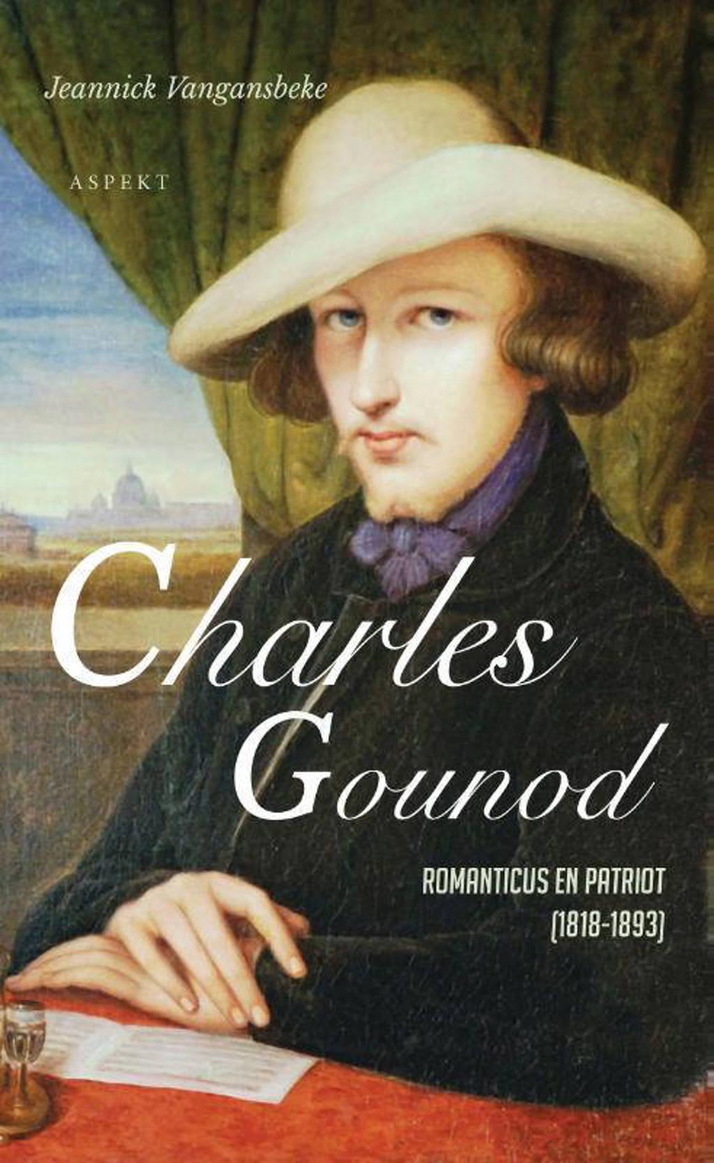 Charles Gounod - Jeannick Vangansbeke