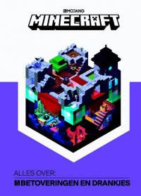 Minecraft: Alles over betoveringen en drankjes