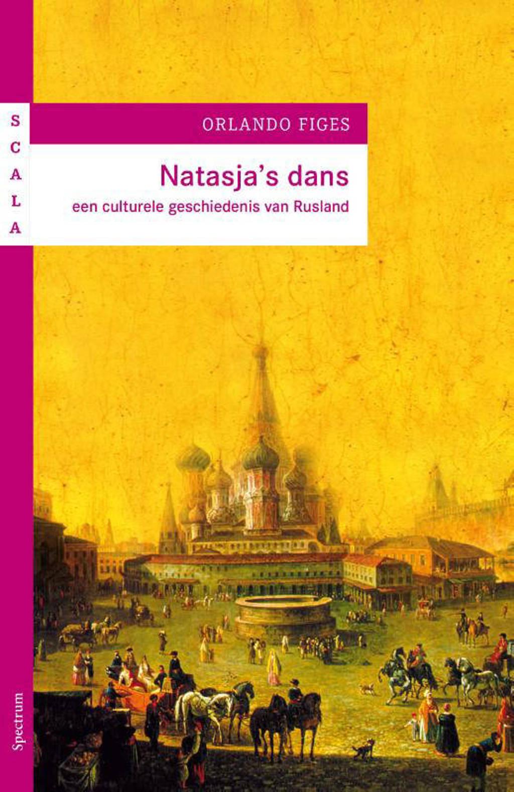 Scala: Natasja's dans - Orlando Figes