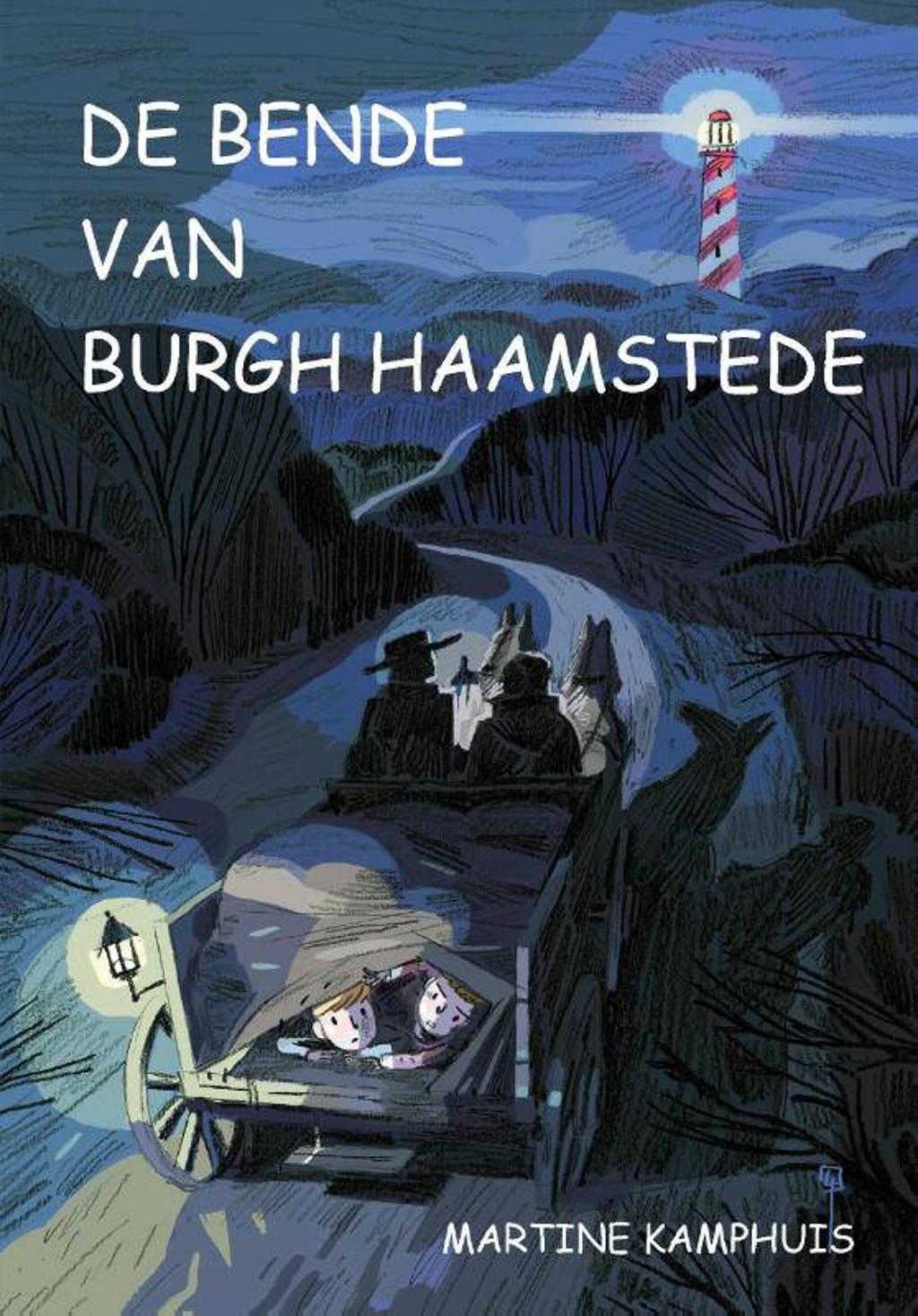 De bende van Burgh Haamstede - Martine Kamphuis
