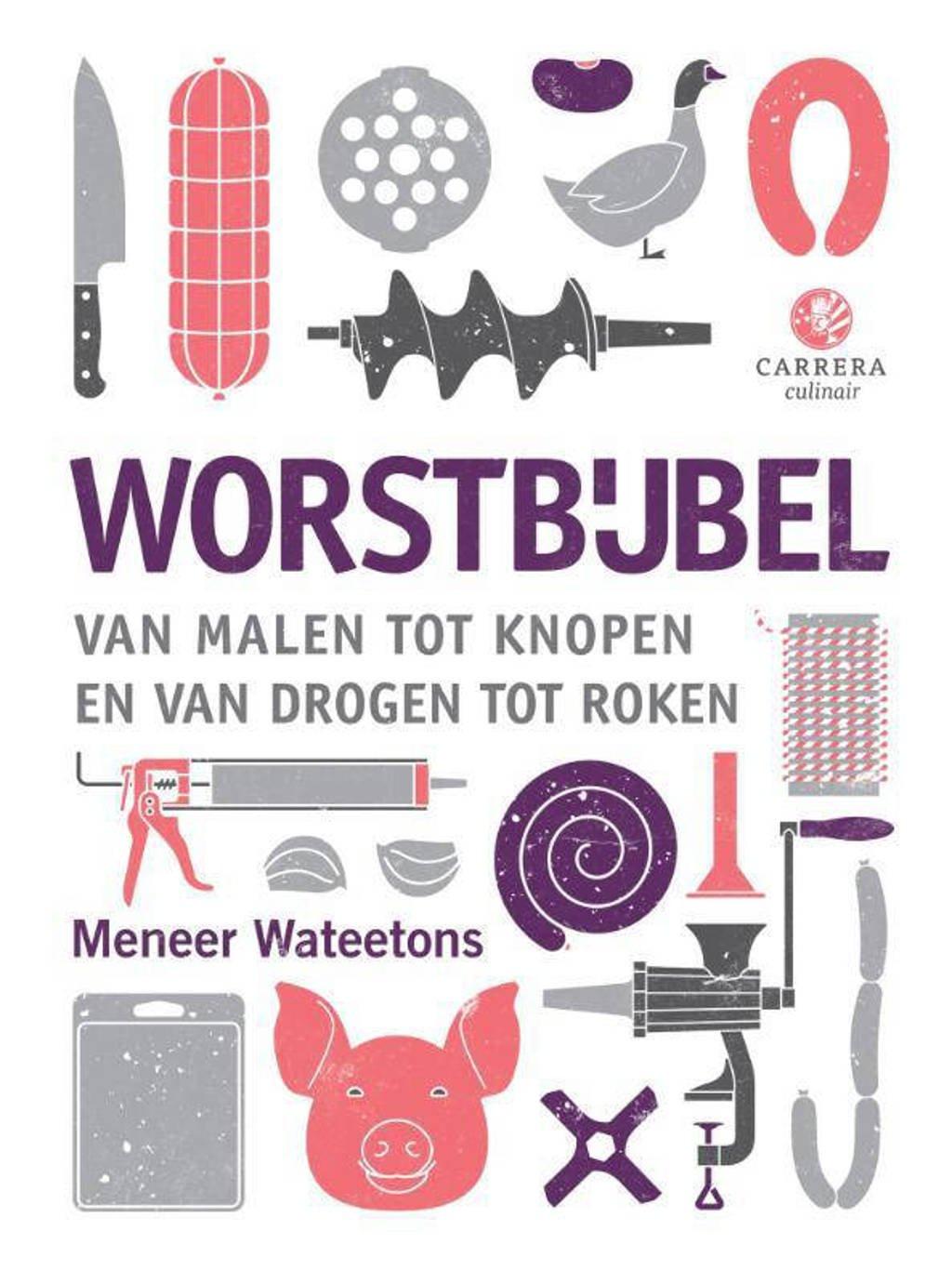 Kookbijbels: Worstbijbel - Meneer Wateetons en Sjoerd Mulder