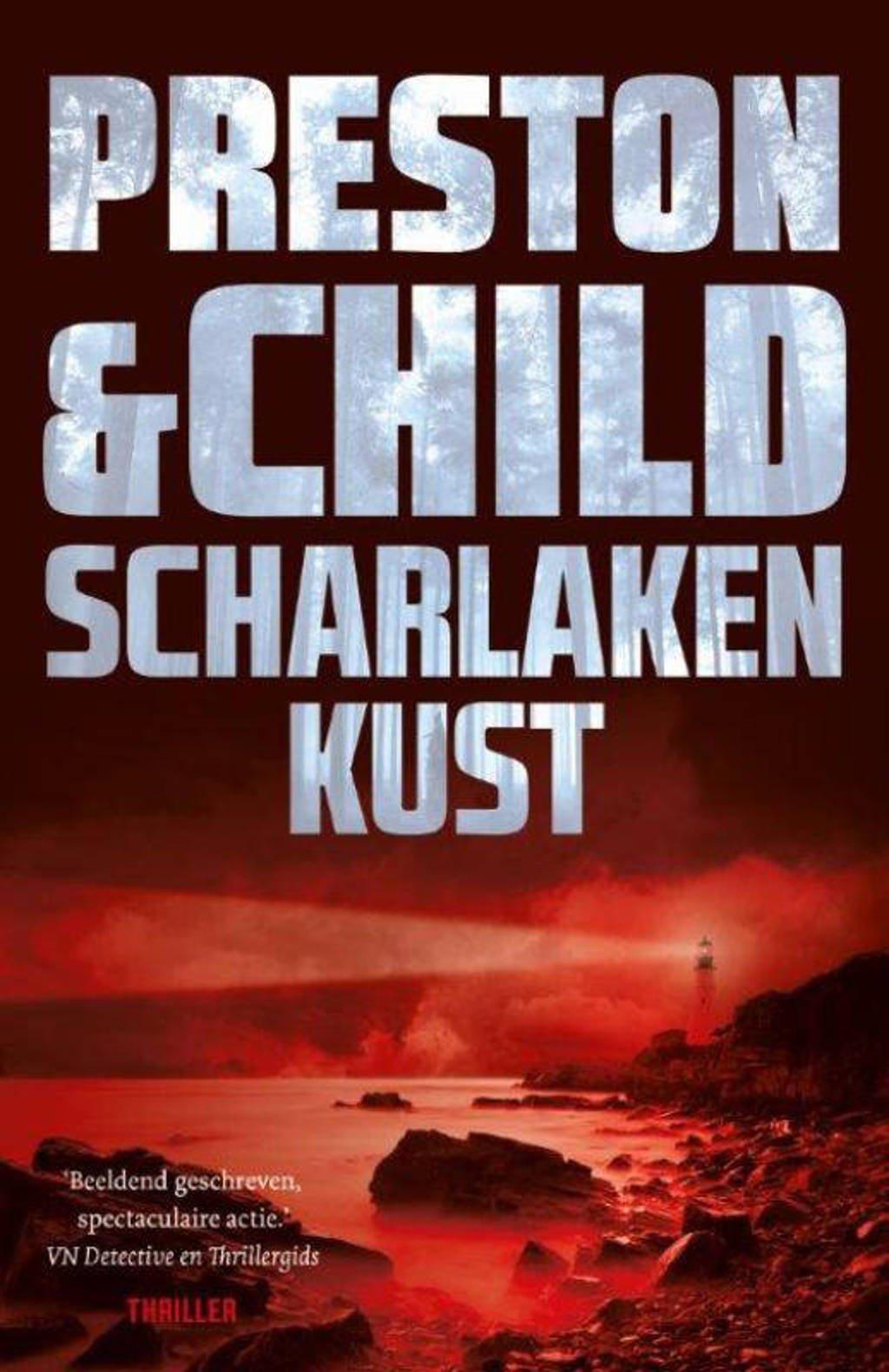 Pendergast thriller: Scharlaken kust - Preston & Child