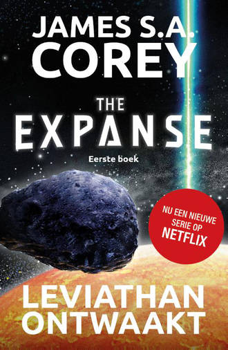 The Expanse: Leviathan ontwaakt - James Corey