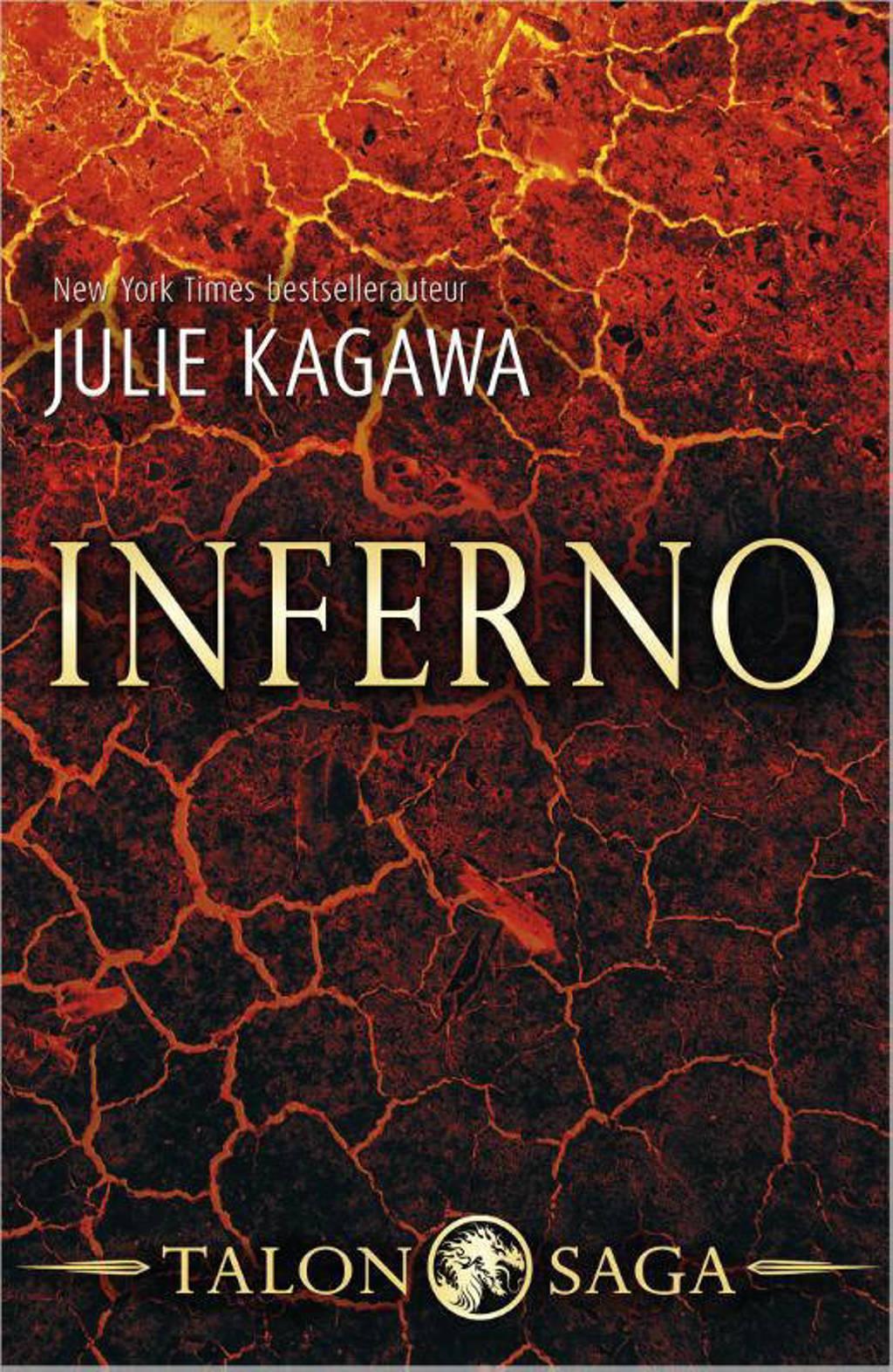 Talon Saga: Inferno - Julie Kagawa
