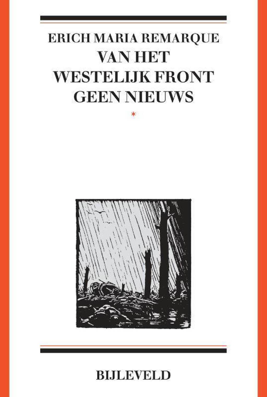 Van het westelijk front geen nieuws - Erich Maria Remarque