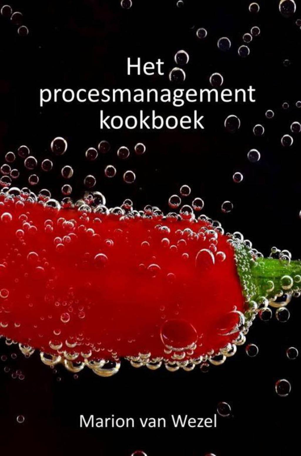 Het procesmanagement kookboek - Marion Van Wezel