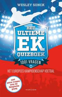 Het ultieme EK-Quizboek - Wesley Sonck