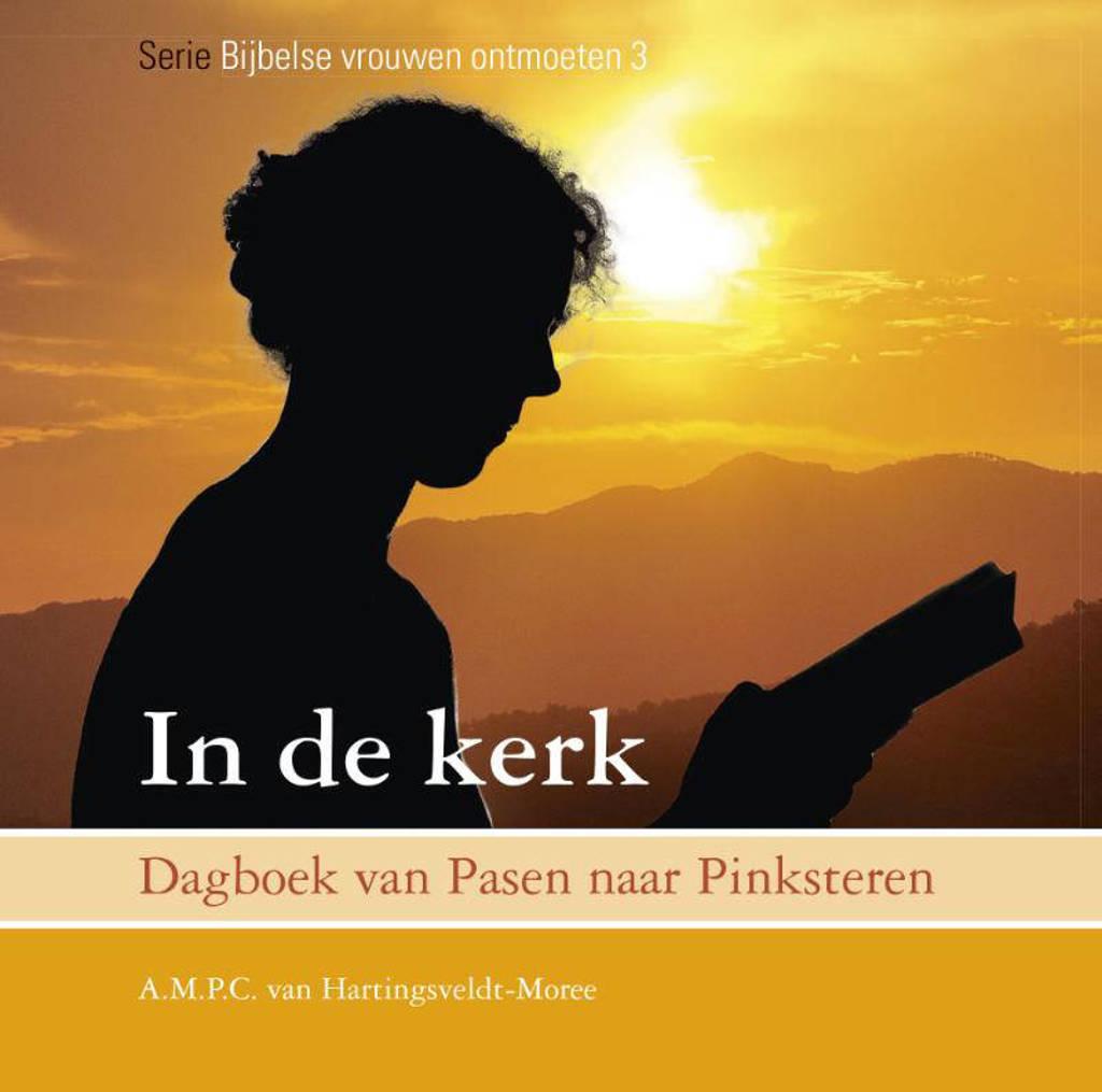 Bijbelse vrouwen ontmoeten: In de kerk - A.M.P.C. van Hartingsveldt-Moree