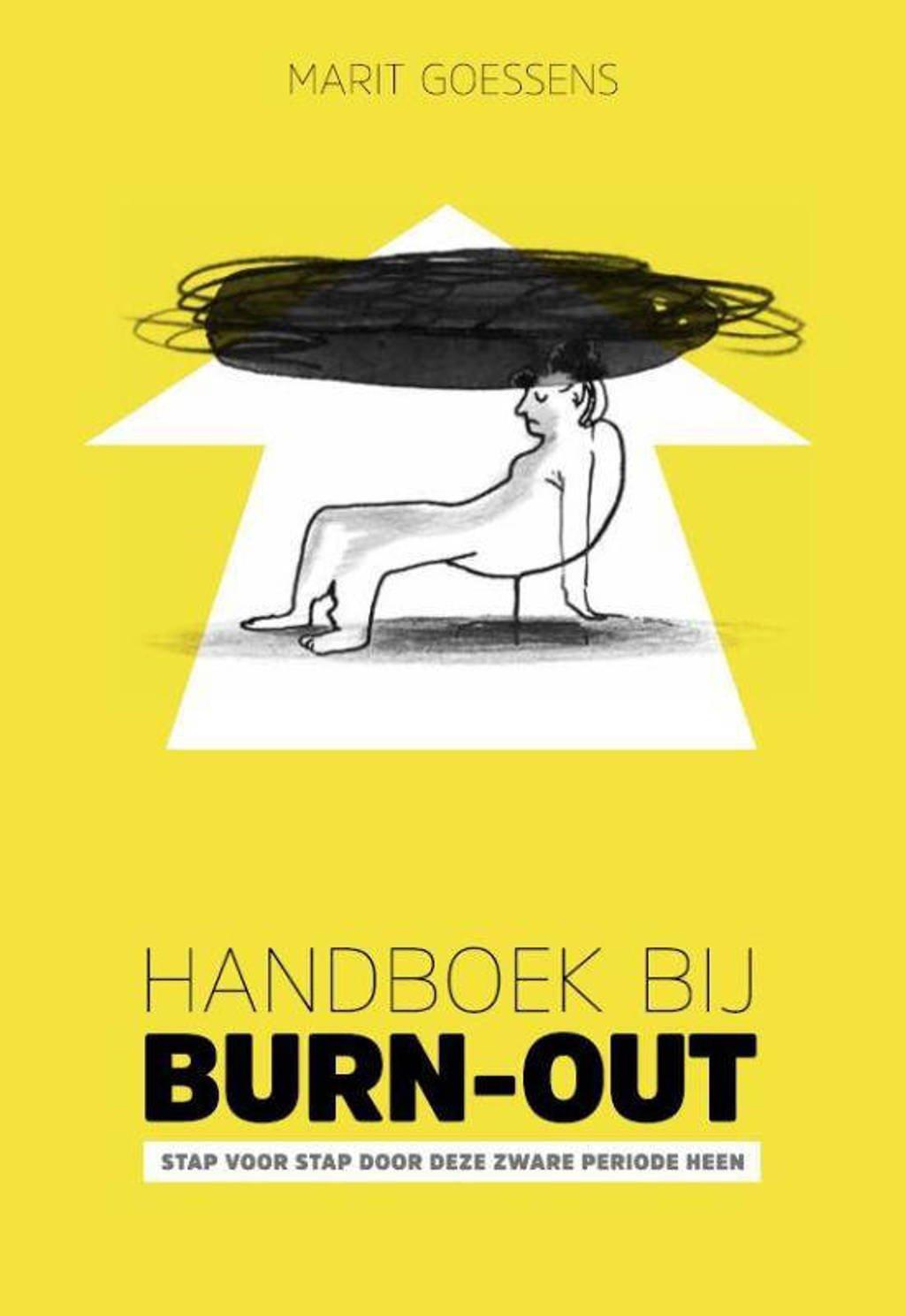 Handboek bij burn-out - Marit Goessens