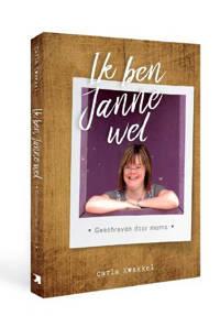 Ik ben Janne wel - Carla Kwakkel