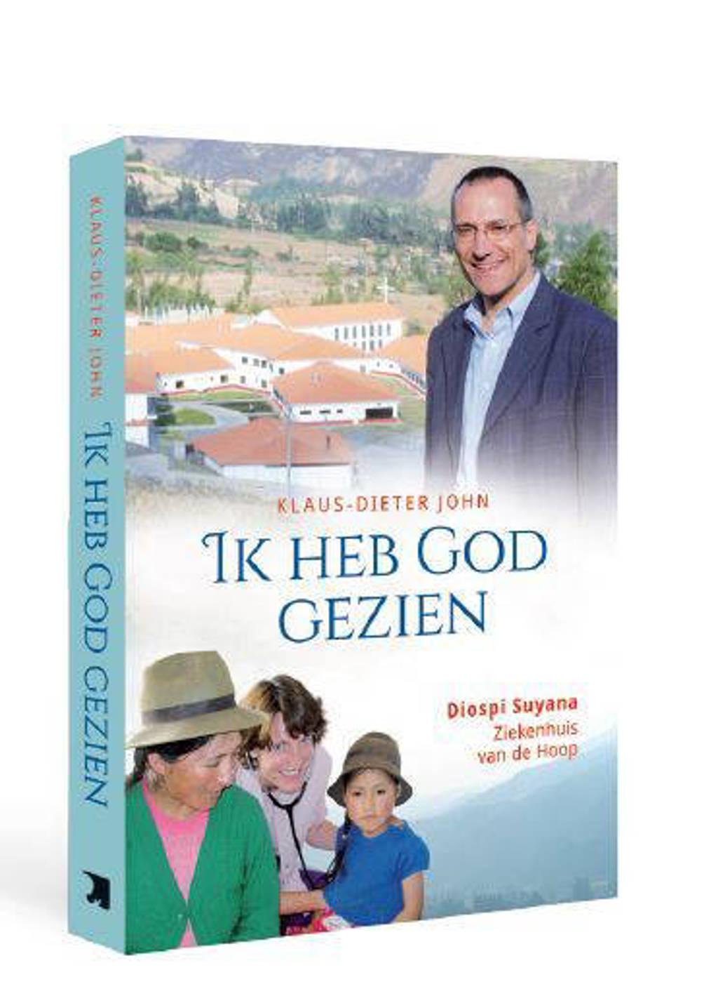 Ik heb God gezien - Klaus Dieter John