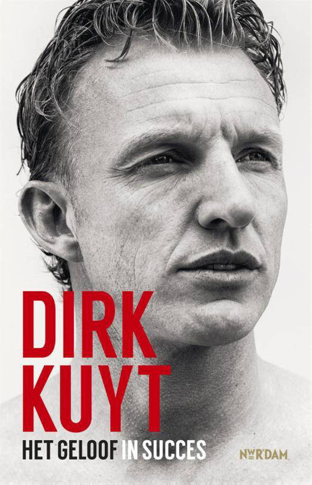 Dirk Kuyt - Dirk Kuyt en Jaap de Groot