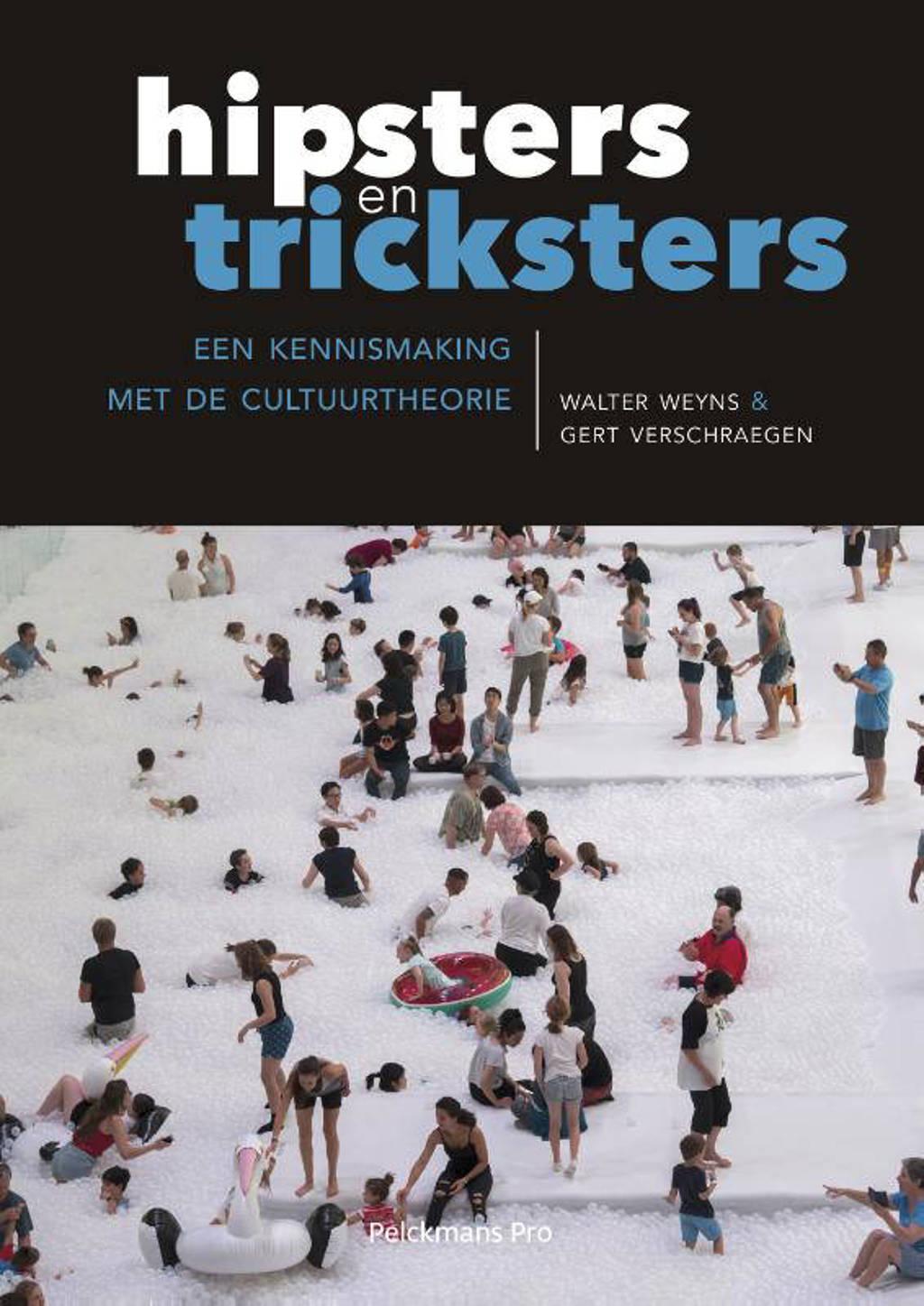 Hipsters en tricksters - Walter Weyns en Gert Verschraegen