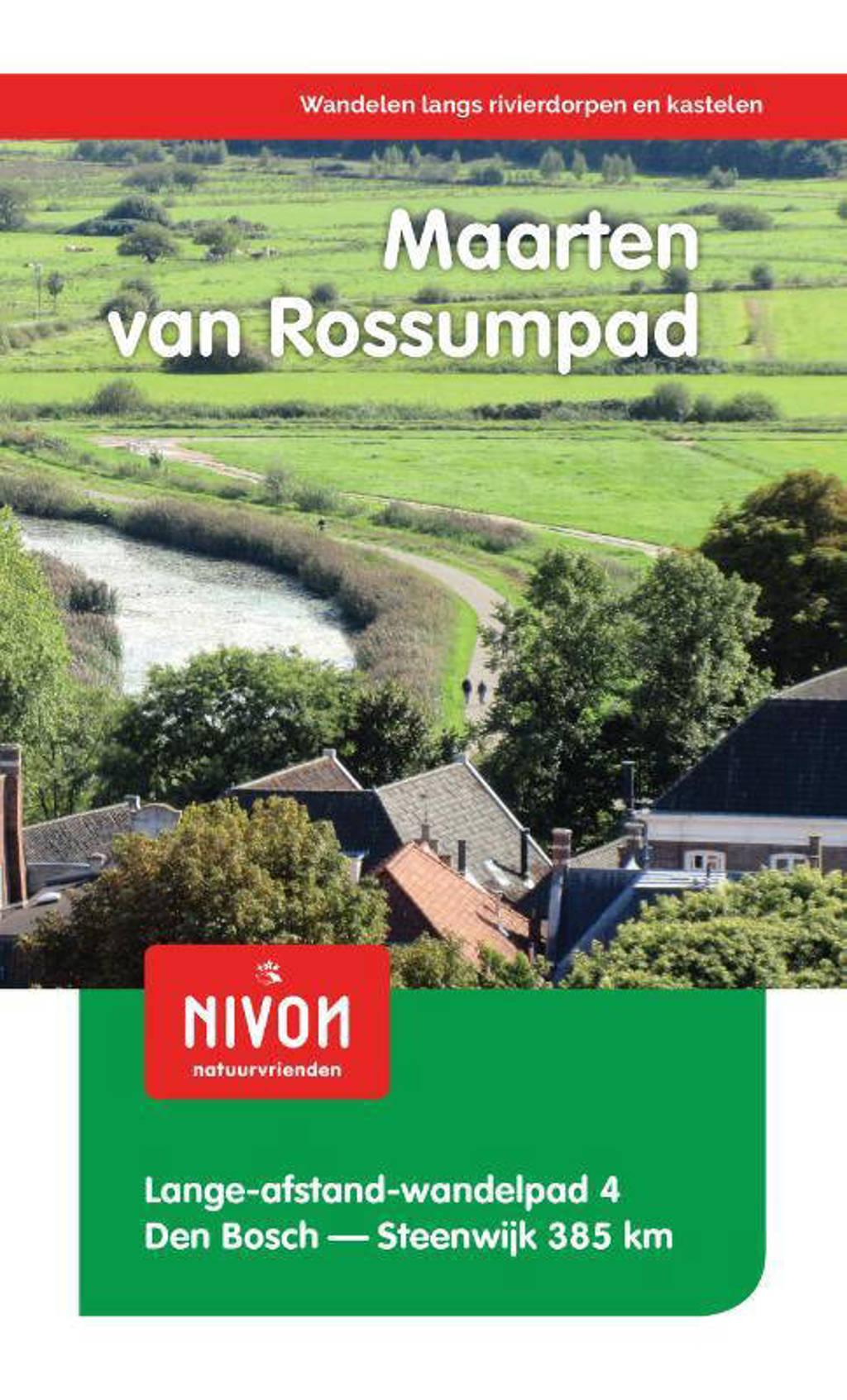 LAW-gids: Maarten van Rossum Pad