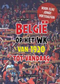 België op het WK van 1920 tot vandaag - Raf Willems