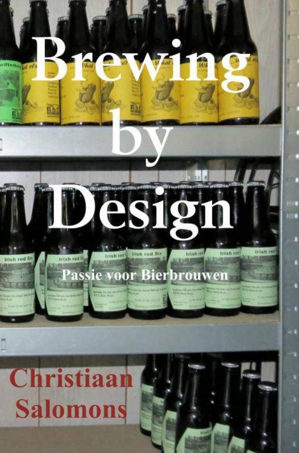 Brewing by Design - Christiaan Salomons
