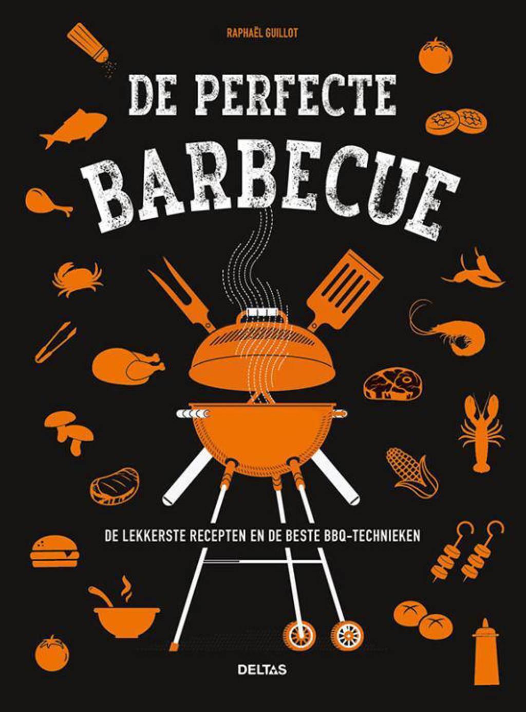 De perfecte barbecue - Raphael Guillot