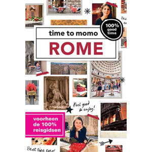 Time to momo: Rome - Tessa Vrijmoed