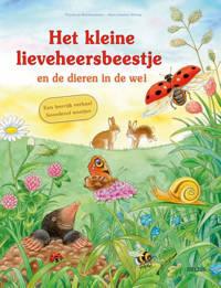 Het kleine lieveheersbeestje en de dieren in de wei - Friederun Reichenstetter