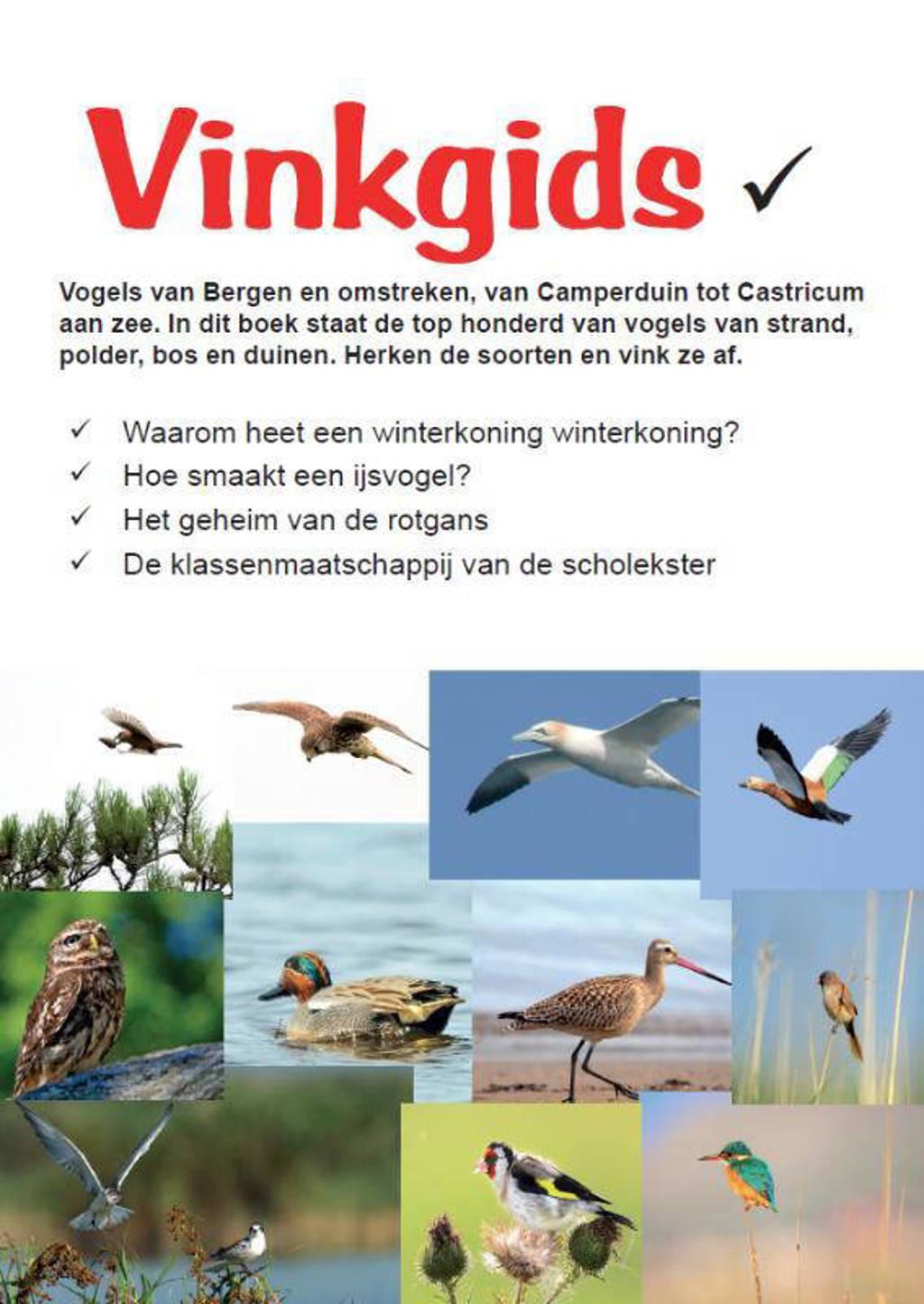 Vinkgids - Peter Bosman