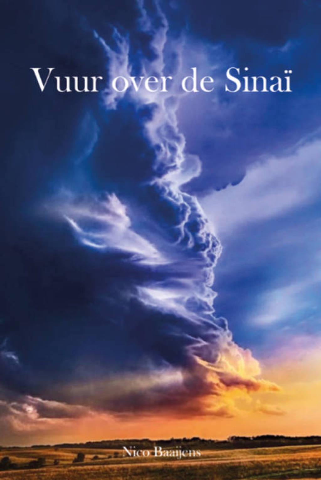 Vuur over de Sinaï - Nico Baaijens