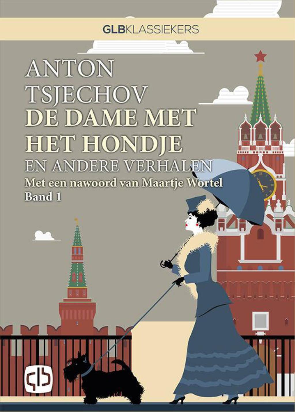 De dame met het hondje - Anton Tsjechov