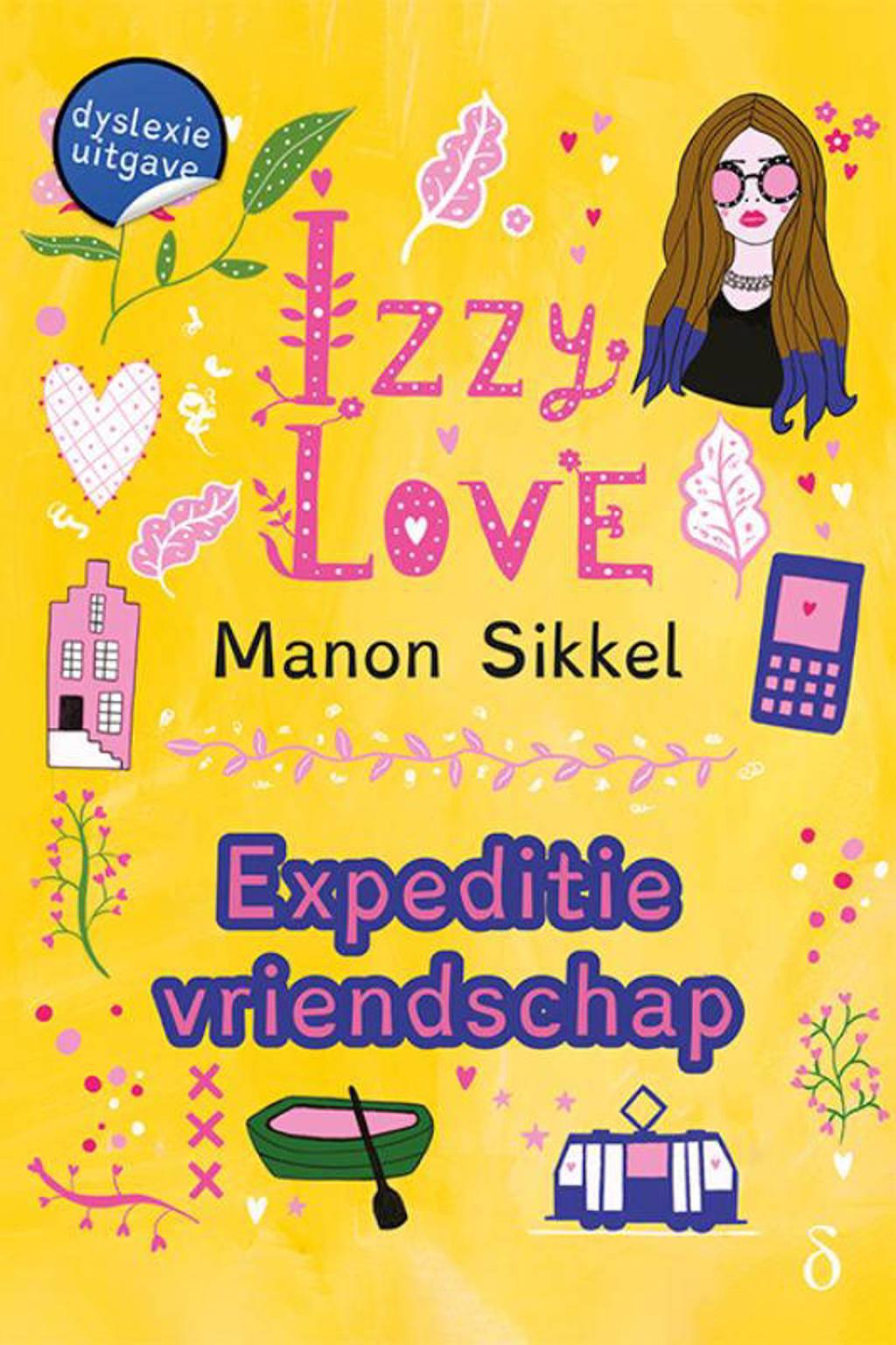 Expeditie vriendschap - Manon Sikkel