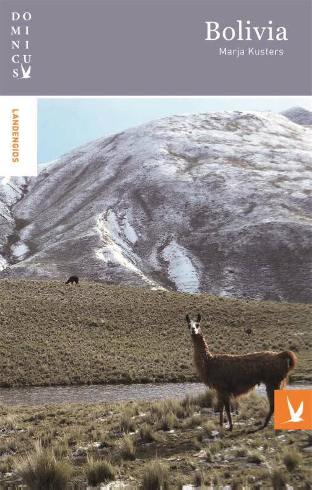 Dominicus landengids: Bolivia - Marja Kusters