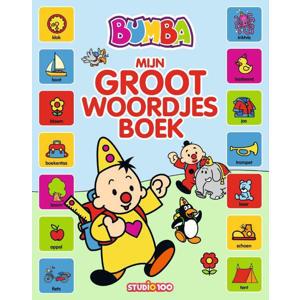 Bumba: Mijn groot woordjesboek - Gert Verhulst