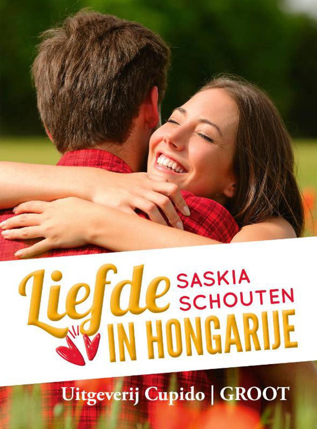 Liefde in Hongarije - Saskia Schouten