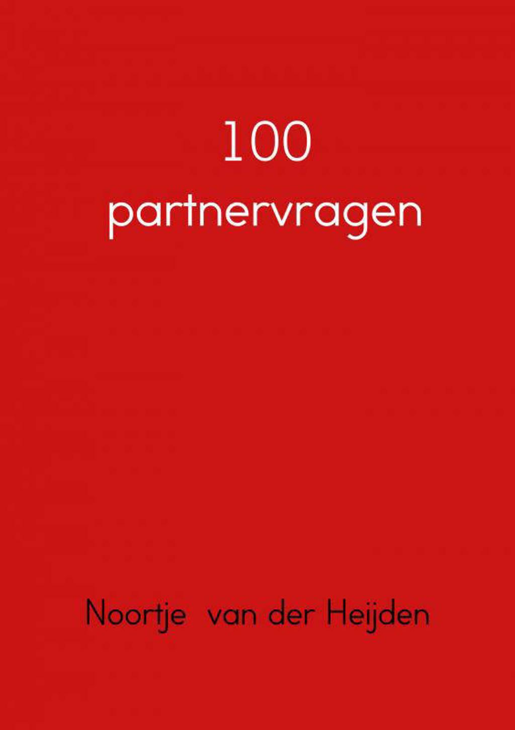 100 partnervragen - Noortje van der Heijden