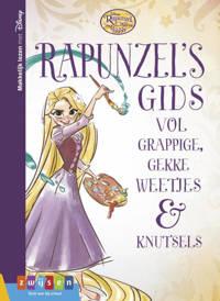 Makkelijk lezen met Disney: Rapunzels gids vol grappige, gekke weetjes & knutsels