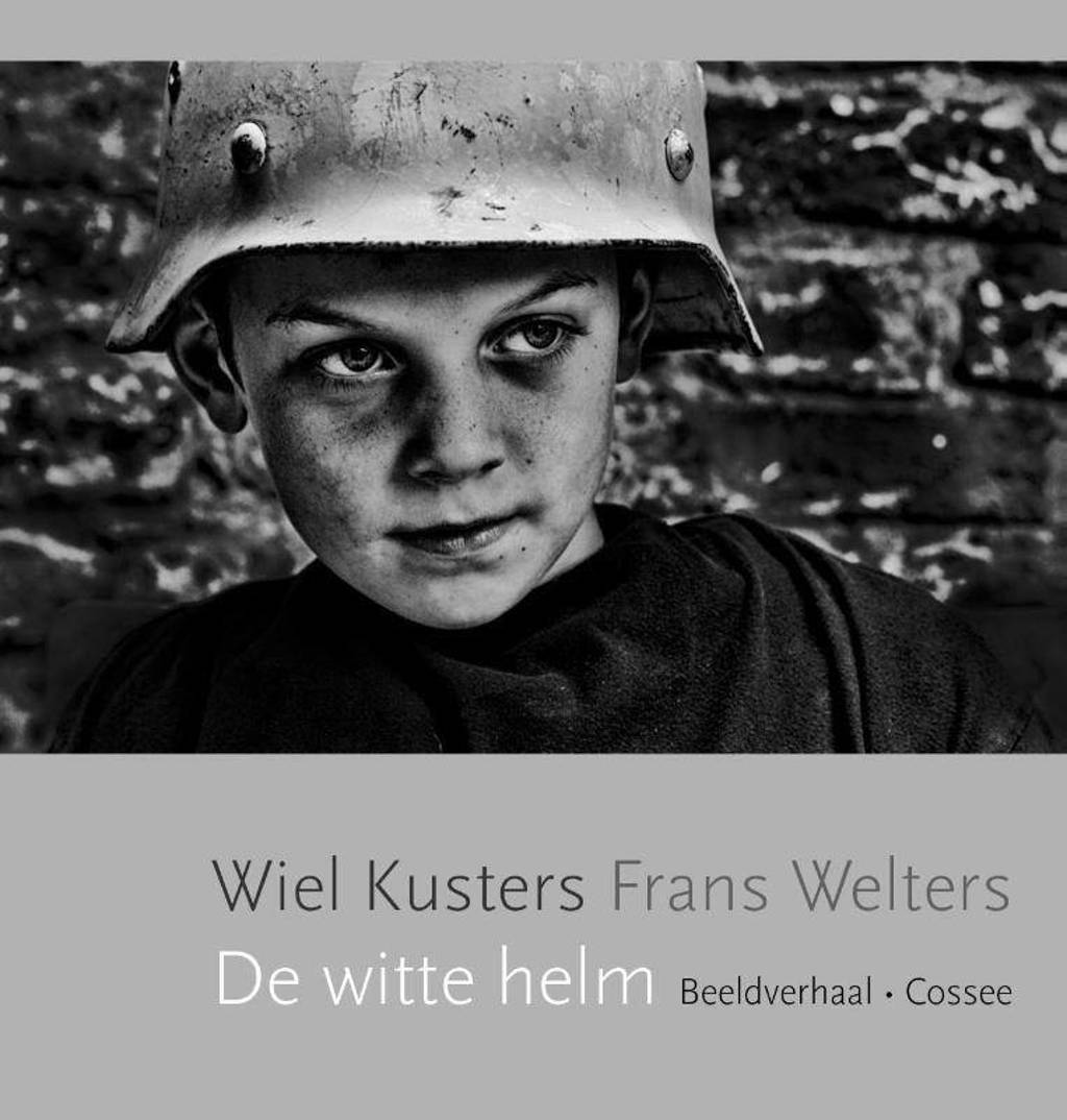 De witte helm - Wiel Kusters