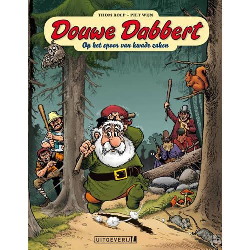 Douwe Dabbert: Op het spoor van kwade zaken - Thom Roep kopen