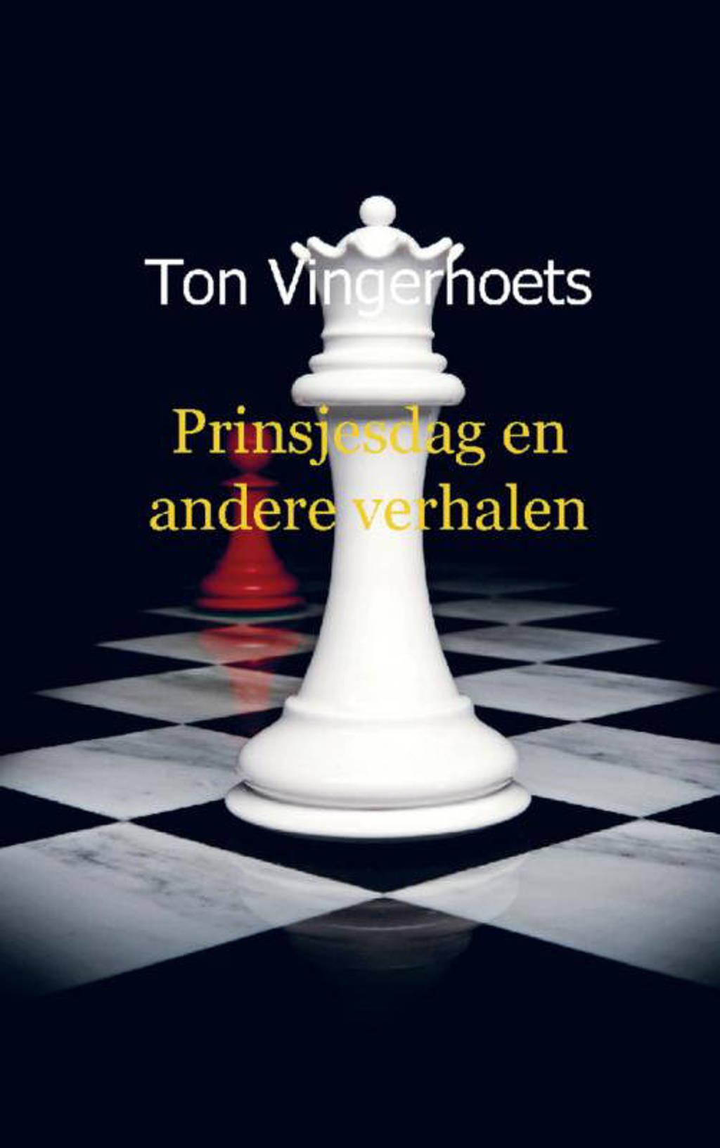 Prinsjesdag en andere verhalen - Ton Vingerhoets