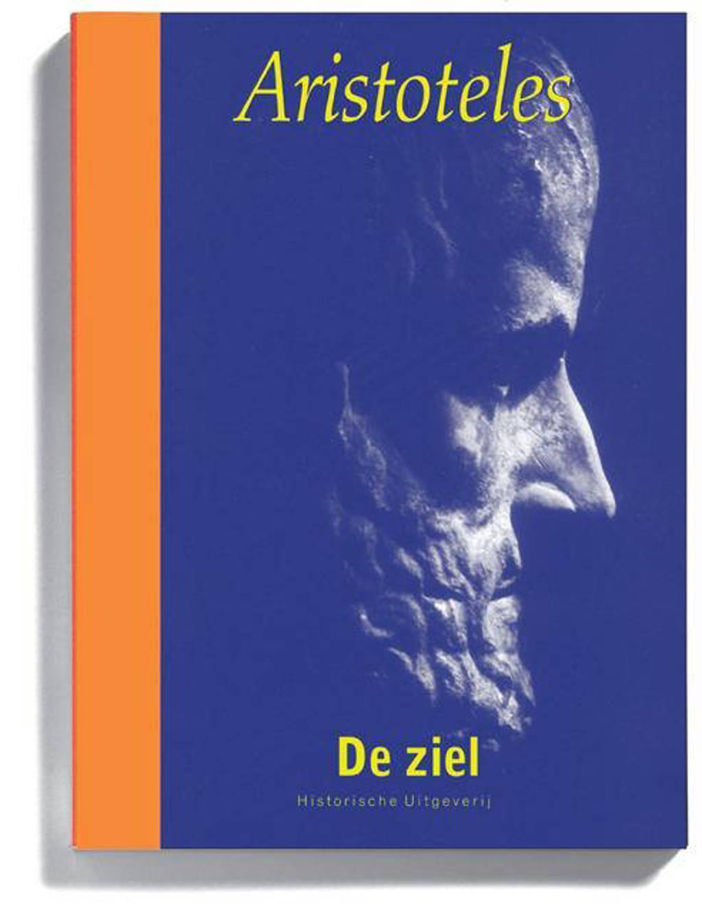 Aristoteles in Nederlandse vertaling: De ziel - Aristoteles