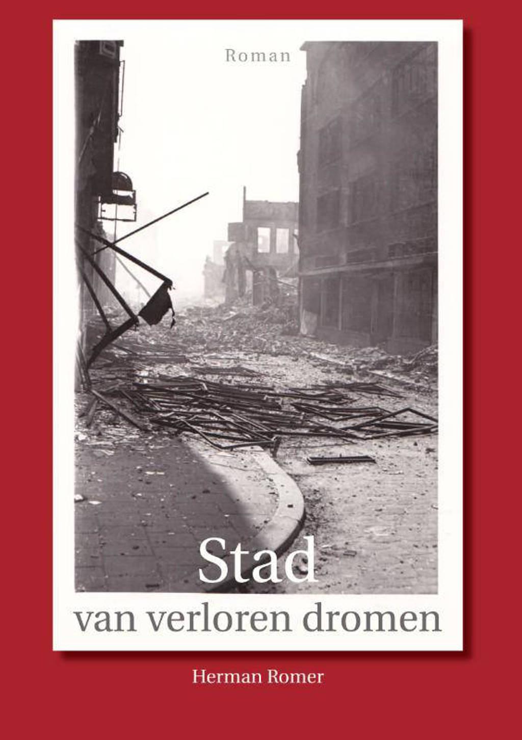 Stad van verloren dromen - Herman Romer