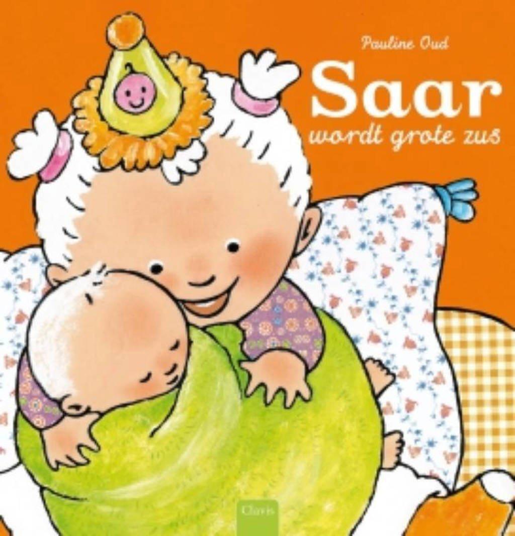 Kas en Saar: Saar wordt grote zus - Pauline Oud