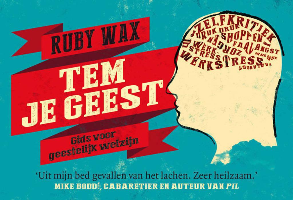Tem je geest - Ruby Wax