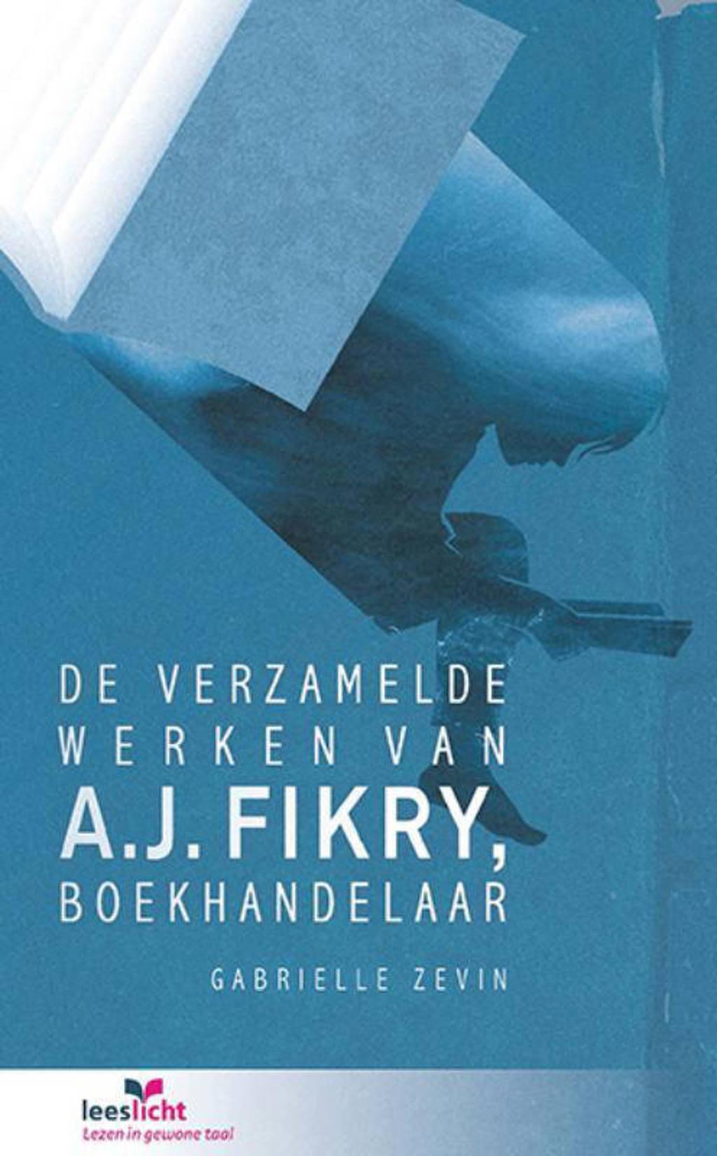 Leeslicht: De verzamelde werken van A.J. Fikry, boekhandelaar - Gabrielle Zevin