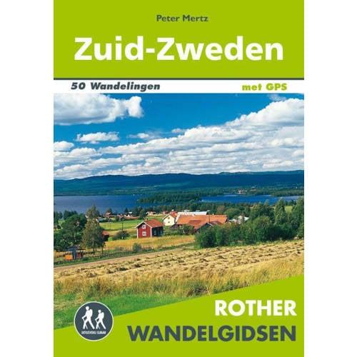 Rother wandelgids Zuid-Zweden - Peter Mertz kopen