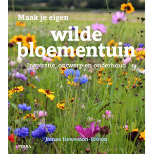 Maak je eigen wildebloementuin - James Hewetson-Brown