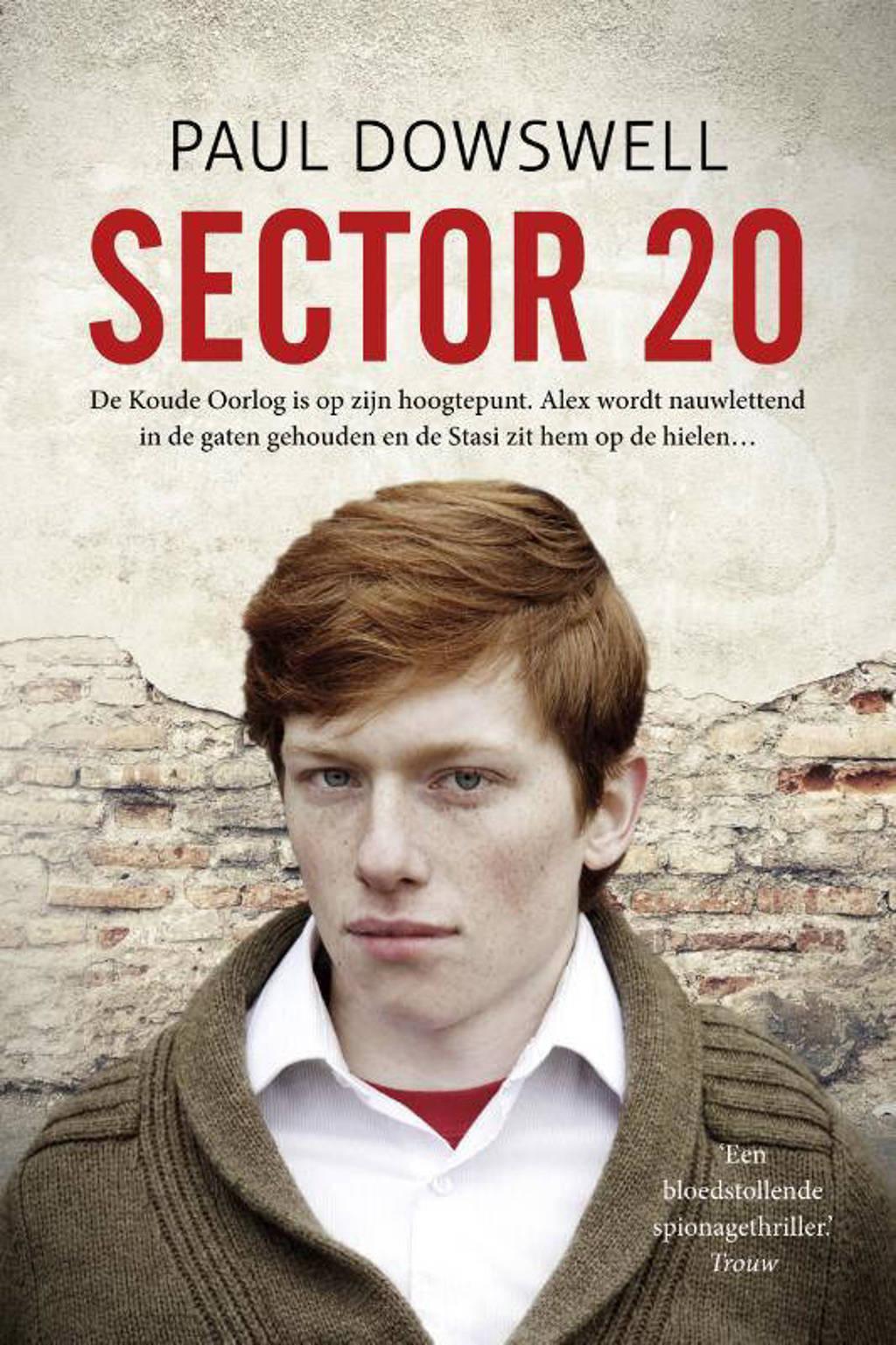 Sector 20 - Paul Dowswell