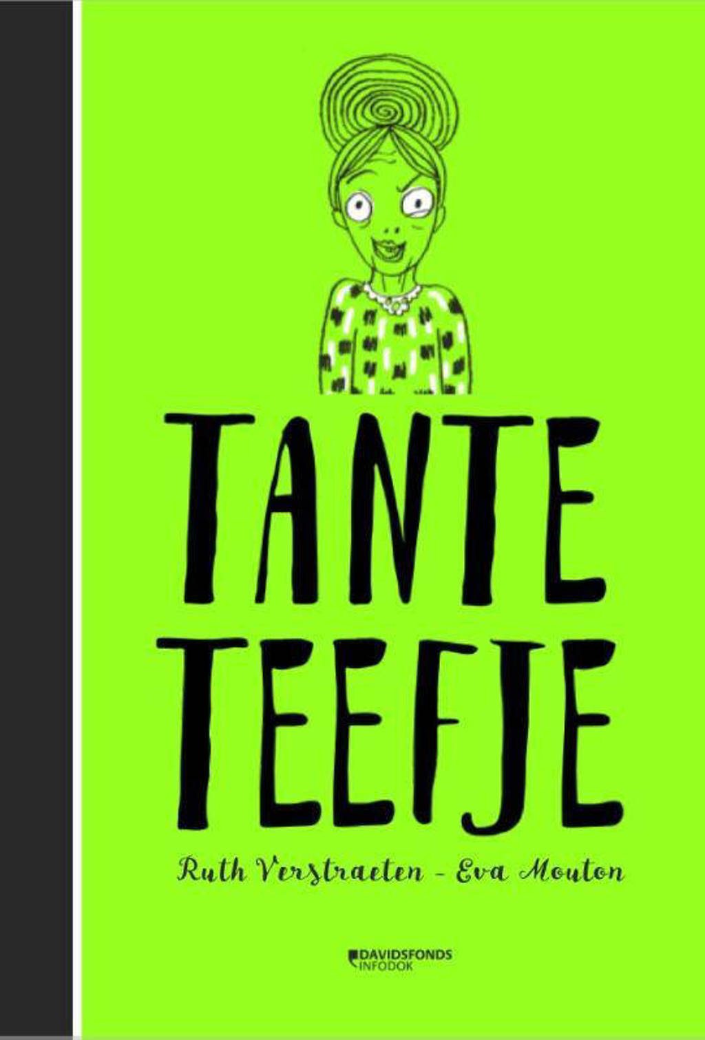 Tante Teefje - Ruth Verstraeten en Eva Mouton