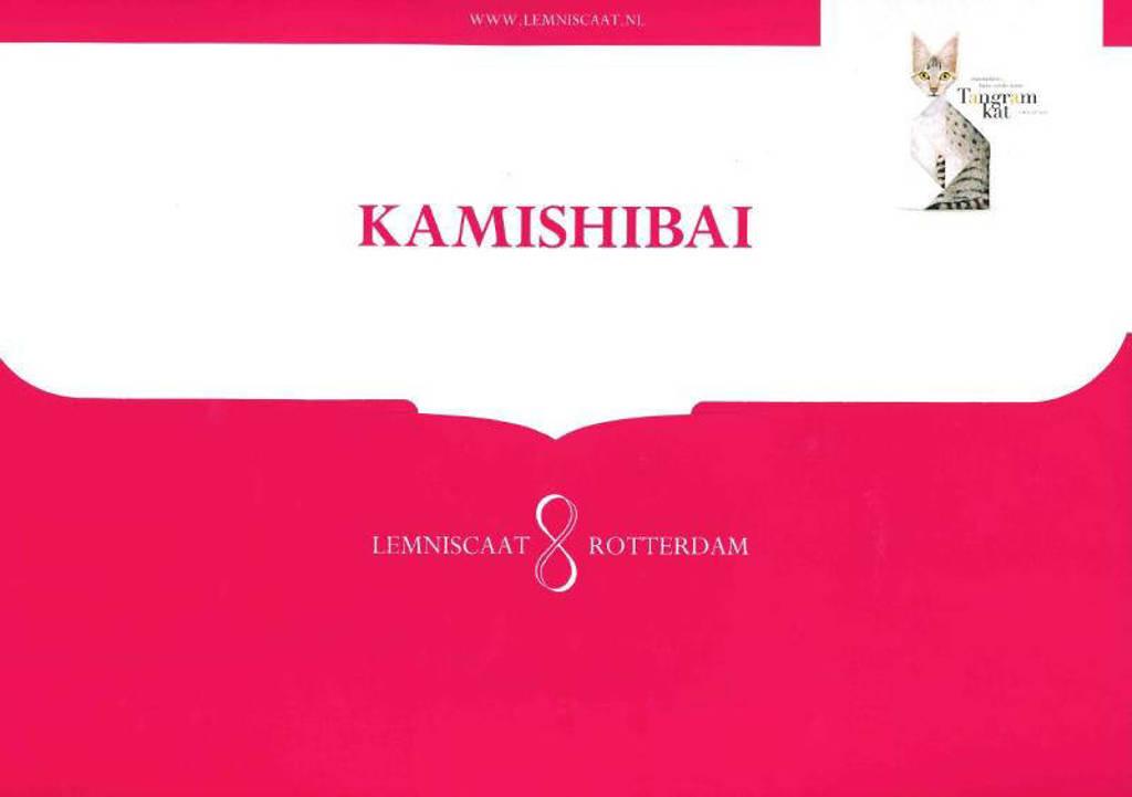 Tangramkat Kamishibai Vertelplaten - Maranke Rinck