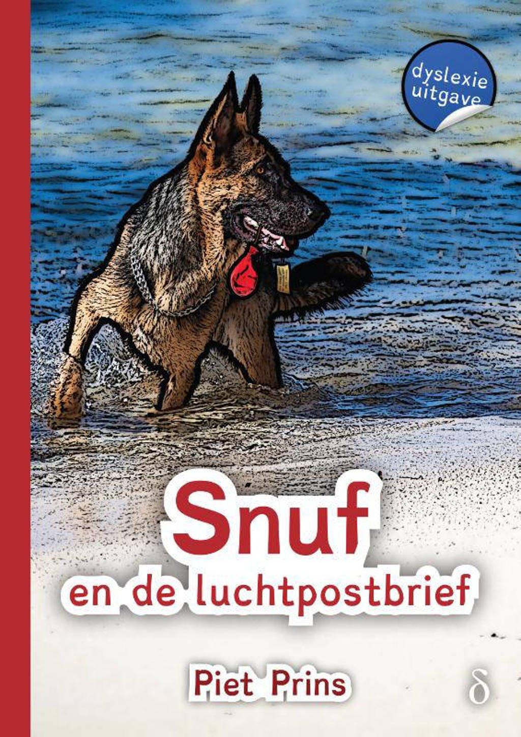 Snuf de hond: Snuf en de luchtpostbrief - Piet Prins